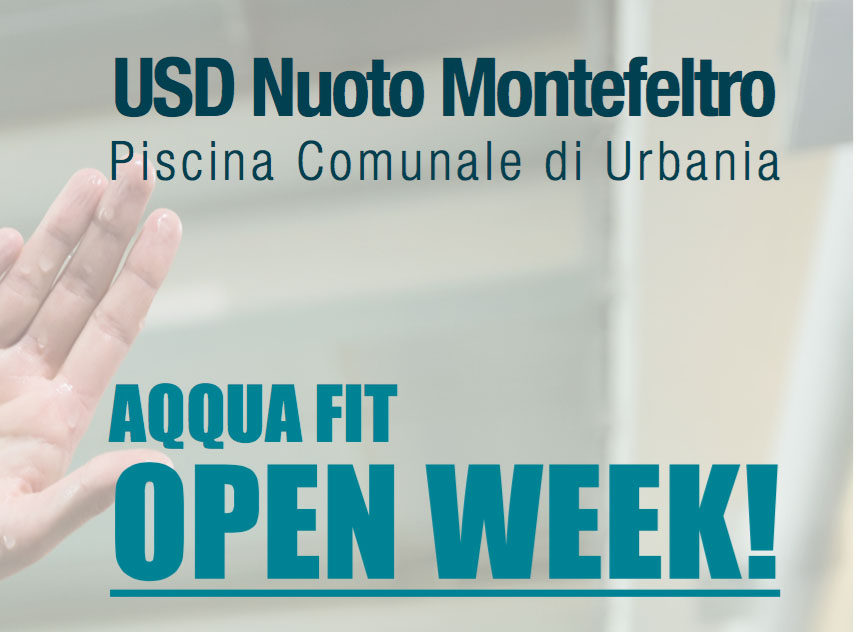 Aqqua Fit Open Week