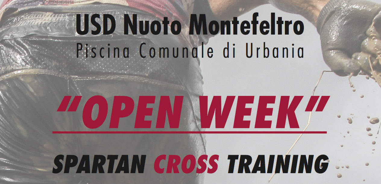 Open week Spartan Cross Training